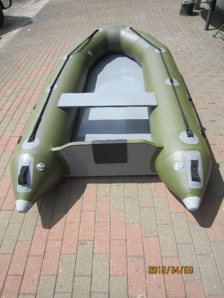 Inflatable 2.8m,rubberduck boat for fishing,Bass and fly