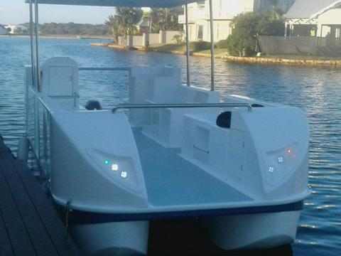 New Pontoon boats