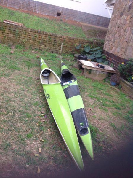 Kevlar Canoe - Brick7 Boats