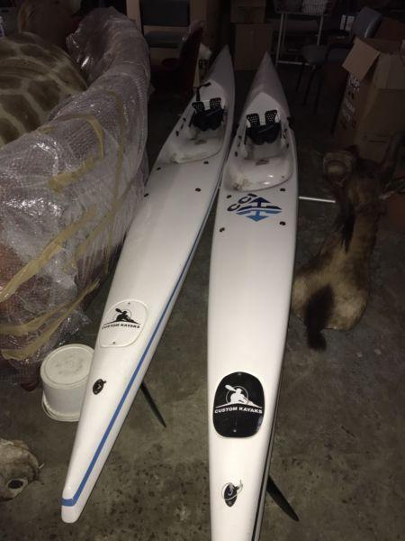 Surfski's for sale