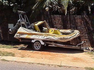 Rubber Duck, dinghy & inflatable boat repairs