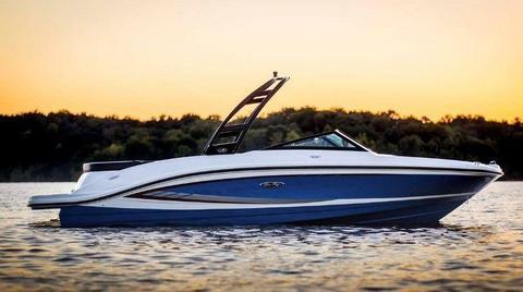 2015 SeaRay 21ft SPX