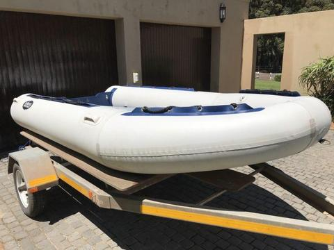 Infanta 3.6m fully inflatable