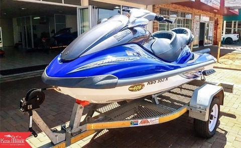 Sporty & Fun Yamaha FX Cruiser 1600 Jetski