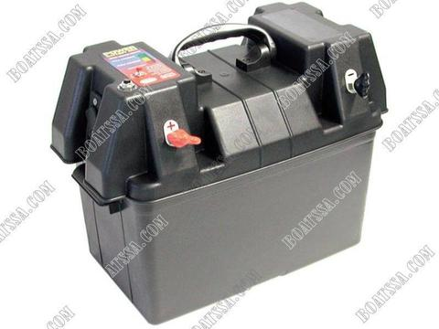 BATTERY BOX WITH POWER PACK