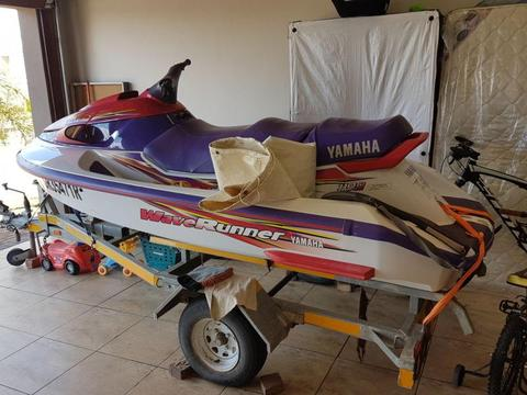 Yamaha Waverunner Jet ski 1100CC For sale