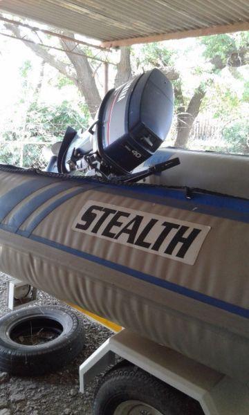 3.5 Stealth rib