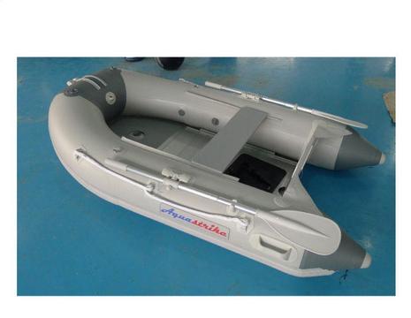Aquastrike 2.3m MK III Specimen Inflatable Boats with Aluminium Flooring & All Accessories Included