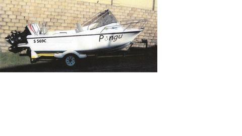 Ski Craft Boat for Sale