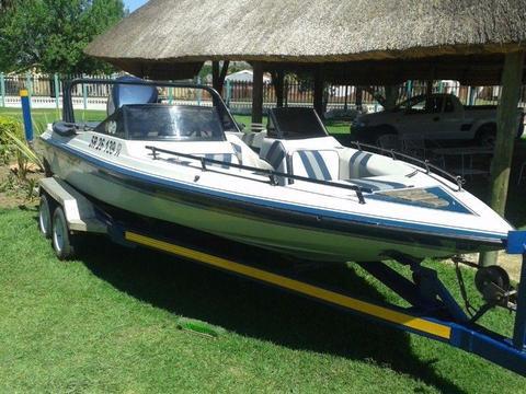 Raven Tobago Boat