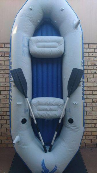 Seahawk II Inflatable Boat for sale!!