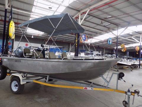 Swamp cruiser 5,5 wet deck on trailer 100 hp yamaha 4 stroke 129 hours !!!!