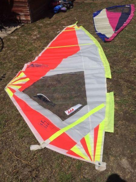 Windsurfer sails for sale