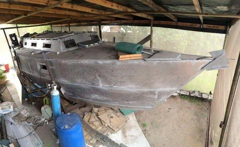 Boatbuilding Project