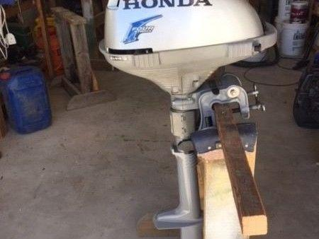 2hp Honda 4stroke long shaft