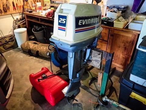 Evinrude 25Hp Outboard