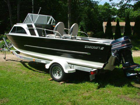 OUTBOARD AND BOAT REPAIRS