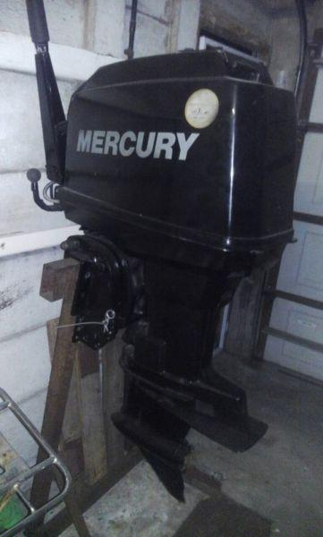 55hp Mercury for sale