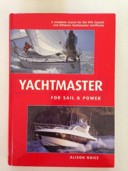 Yachtmaster for Power and Sail book for sale