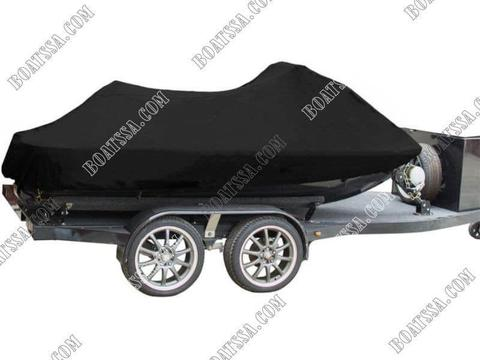 JET SKI COVER 2 SEATER 3150 x 1600 x 900 – BLACK