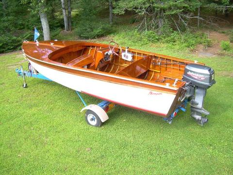OUTBOARD MOTOR AND BOAT REPAIRS