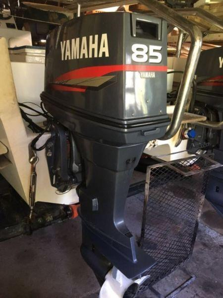 85hp Yamaha for sale