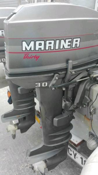 Mariner Electric Start Outboard Motors