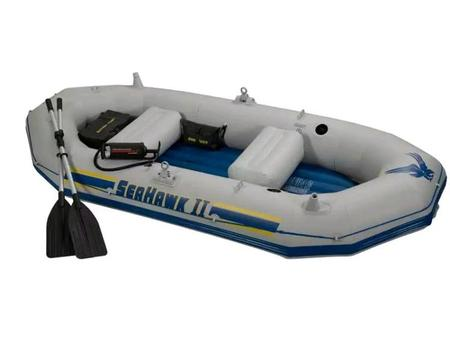 Rubber duck - inflatable boat