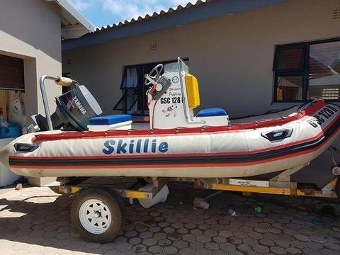 4.2M RIB (Rubberduck) for Sale
