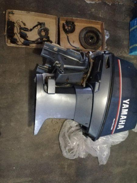 50hp Yamaha D Model, short shaft spares