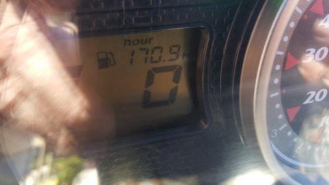 YAMAHA 2007 FX 160 HO CRUISER JET SKI