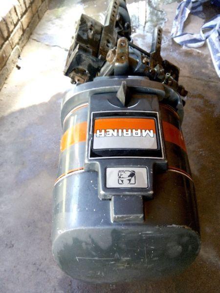 80 MARINER BOAT ENGINE FOR SALE