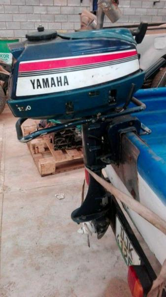 Yamaha 5hp motor for sale