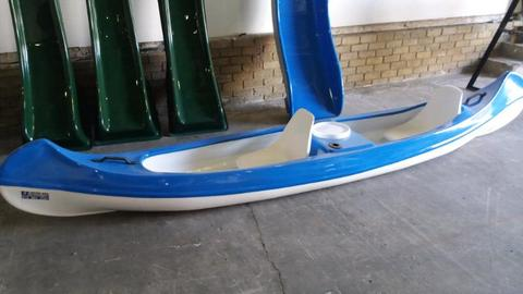 Brand new indian fishing canoes!!