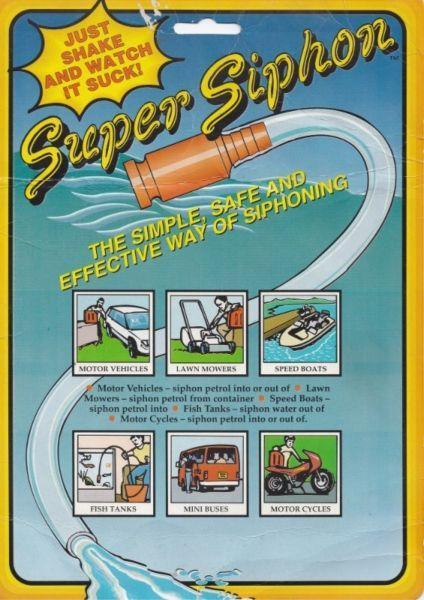 Super Siphon │ MACS Marine Anti Corrosion System