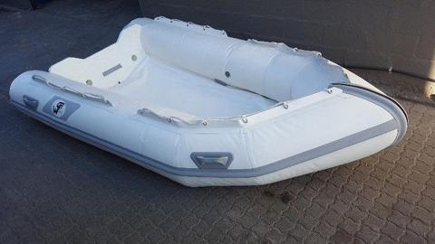 3.9 Meter Wildcat Rubberduck / RIB - Portable boat