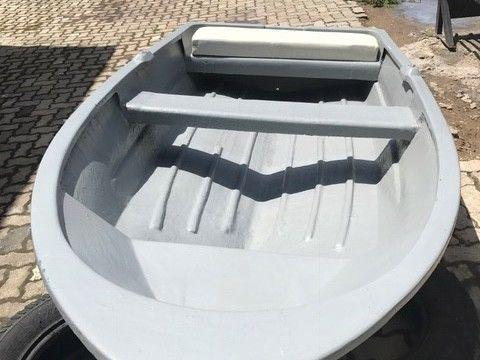 Small dinghy boat