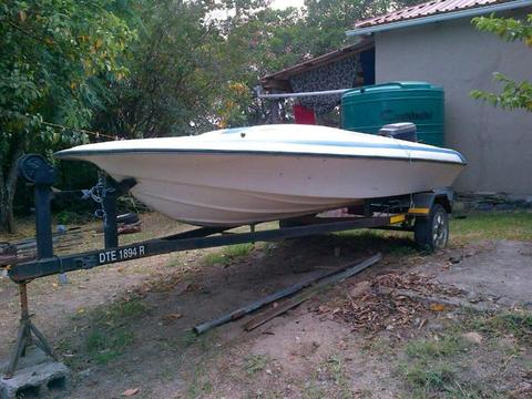 Nice boat for sale!