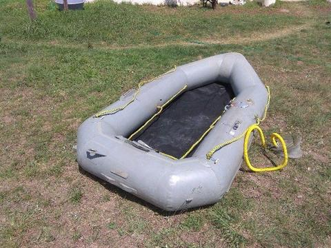 Inflatable dinghy ( yacht tender)