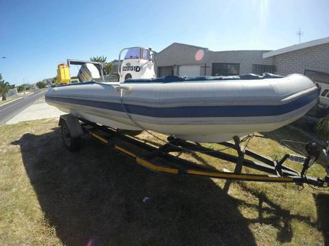 6 meter watercraft rubber duck