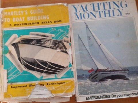 Boat building books