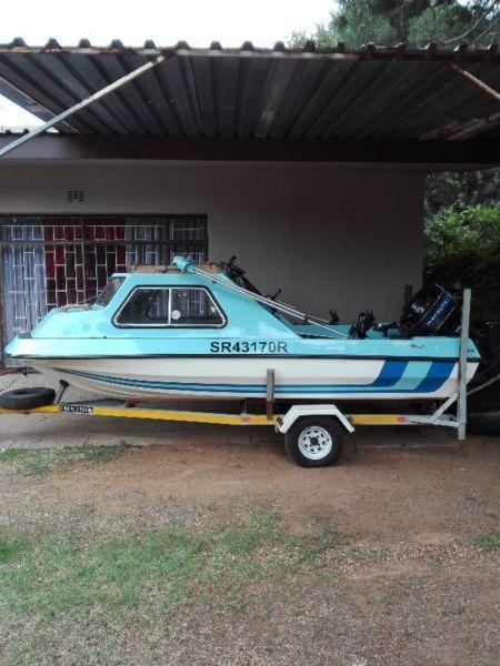 Cabbin cruiser