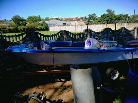 4m open center console boat for sale