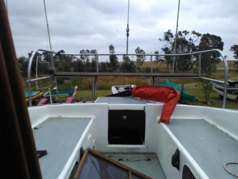 Roberts25 sailboat