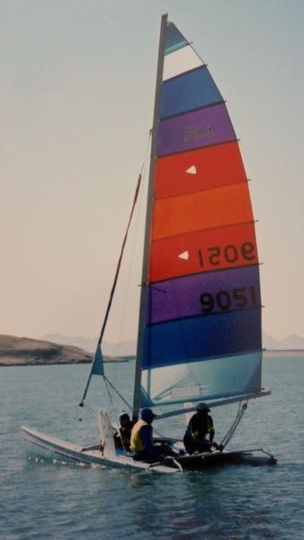 Hobie Cat 18 for sale