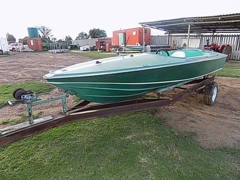 Donzi Power Boat Inboard