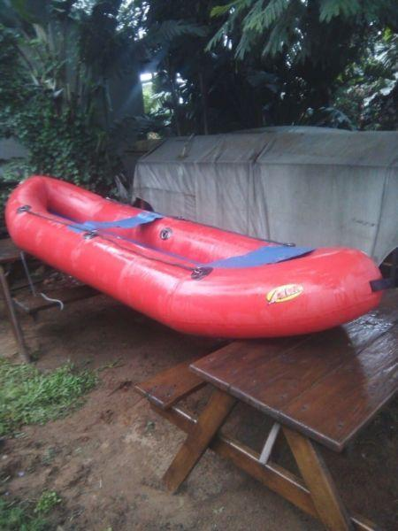 Inflatable Boats and Canoe