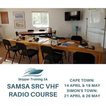 MARINE RADIO COURSE (SAMSA SRC VHF) CAPE TOWN & SIMON'S TOWN