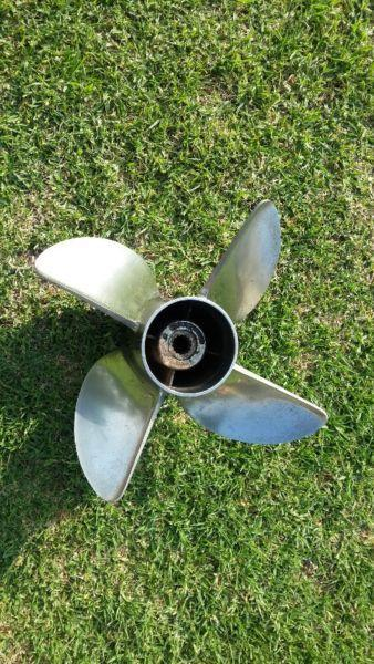 Mercury 24 Pitch High Performance propeller