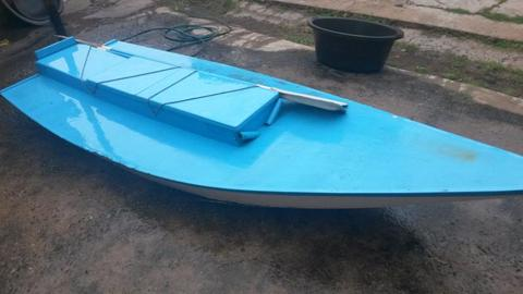 Two man row boat R2000 neg